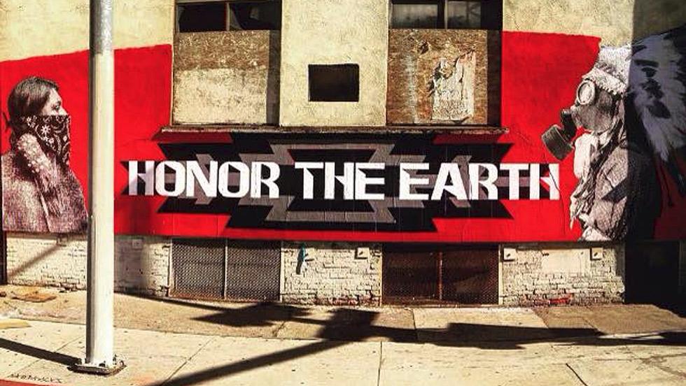 Honor the Earth Facebook