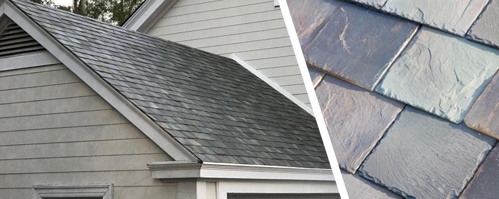Tesla Slate Solar Roof Tiles