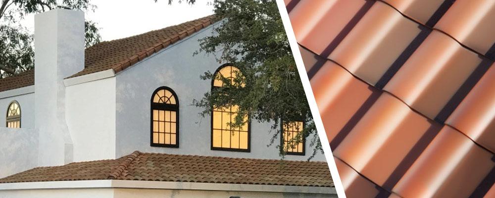 Tesla's Terracotta Solar Roof Tiles