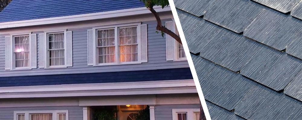 Tesla's Textured Glass Solar Roof Tiles
