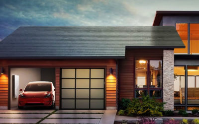 Tesla Releases New Futuristic Solar Roofs