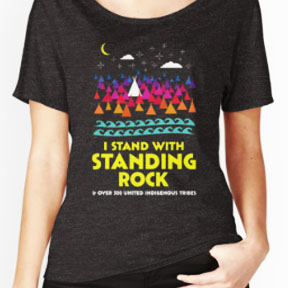 Stand With Standing Rock Shirt