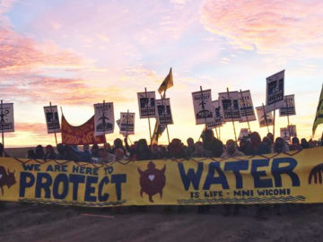 Today Is Not A Victory For Water Protectors