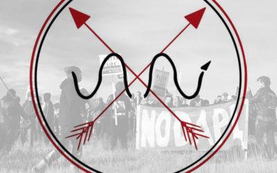 Red Warrior Camp Leaves Oceti Sakowin