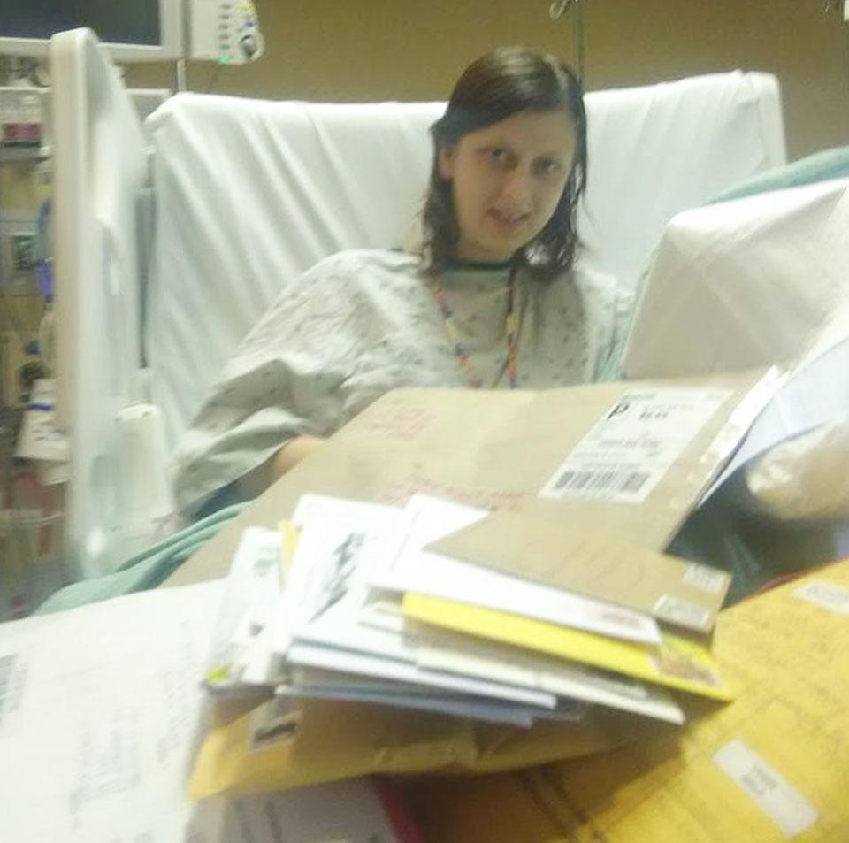 Sophia Wilansky In Recovery