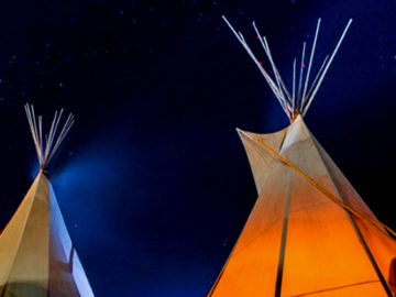 It's A Dark Time For The Resistance Camps At Standing Rock