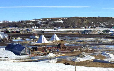 Water Protectors Concerned Cleanup Won't Be Finished By Eviction Date