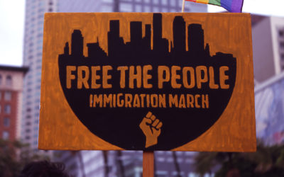 #FreeThePeople Immigration March: The Photos You Need To See
